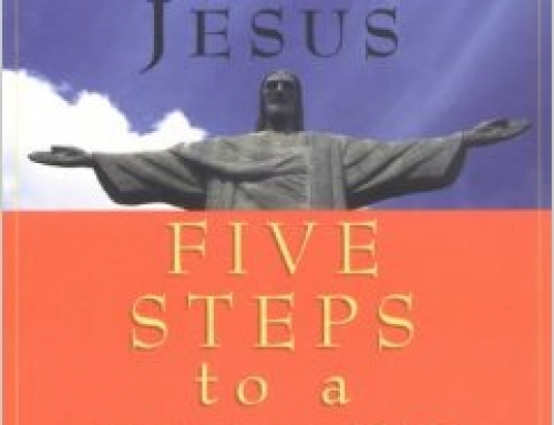 Reaching Jesus – Five Steps to a Fuller Life