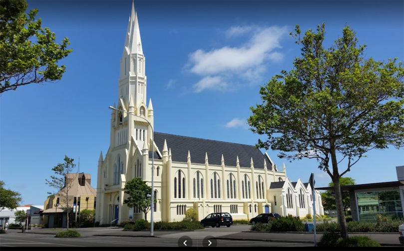 Cathedral of the Holy Spirit, Palmerston North